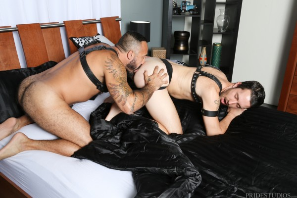 leather Rimming